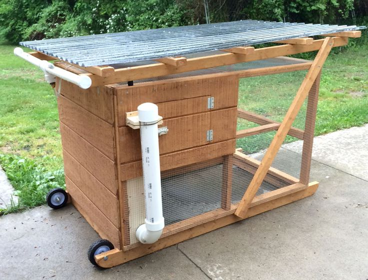 Virtual Chicken Coop Tour: Krewe of Coops #3 ::: Coop Thoughts Blog