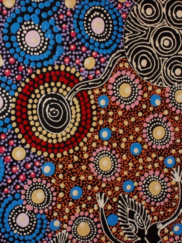 aboriginal artwork | Aboriginal Art, Aboriginal Art for Sale, Dreamtime Art, Indigenous Art ...