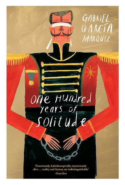 1426 best book covers images on pinterest baby books book covers one hundred years of solitude cover by tom rainford another fine cover of this great book fandeluxe Gallery