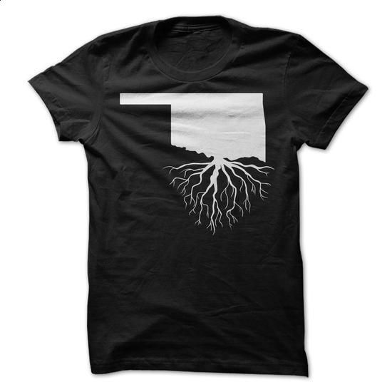 Oklahoma Roots - #teen #vintage t shirt. SIMILAR ITEMS => https://www.sunfrog.com/States/Oklahoma-Roots.html?60505