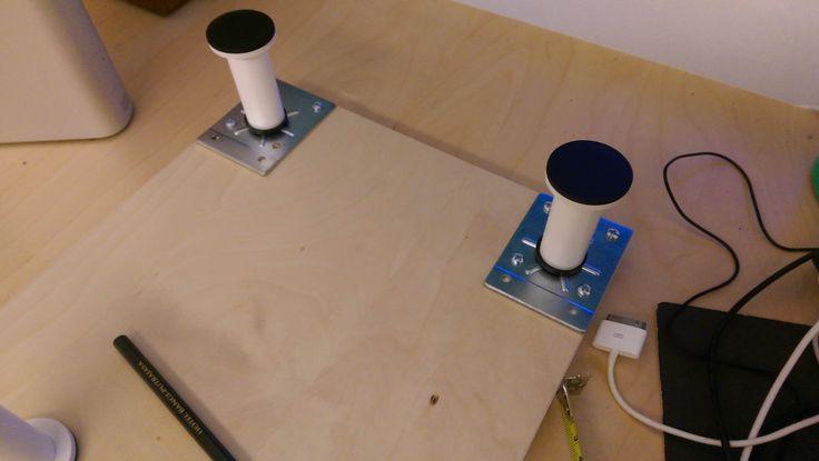 IKEA Capita legs 9cm