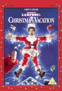 Christmas Vacation family's favorite movie at Christmas. We quote the movie year round. Hey, look a deer.