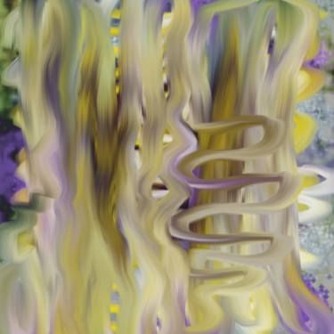"Saatchi Art Artist Daria Magda Błażek; New Media, ""Yellowmellow"" #art"
