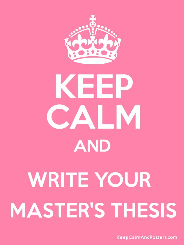 motivation do my thesis The thesis describes a comparative research of motivational  the vast majority  of teachers will state motivation as the major problem for stu.