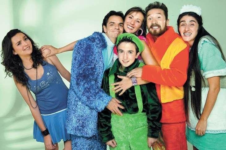 Eugenio Derbez | La Familia Peluche