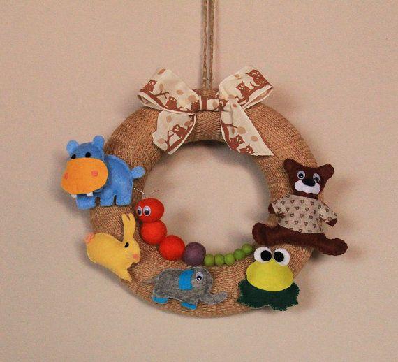 Ghirlanda decorativa per la camera dei bambini Baby Shower
