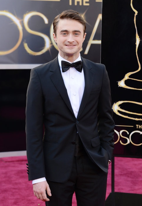 Daniel Radcliffe 85th Annual Academy Awards