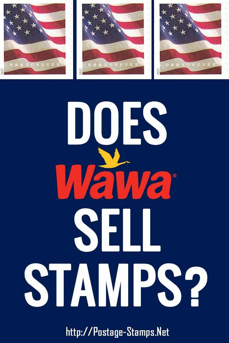 Can you buy stamps at Wawa? Find out everything you need to know about postage stamps at Wawa.