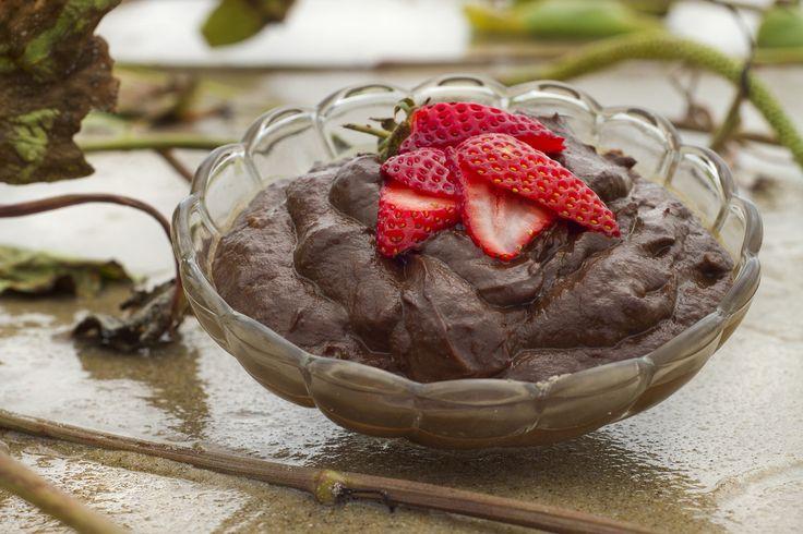 ... Food, Food Processor, Chocolates Mousse, Raw Chocolates, Delicious