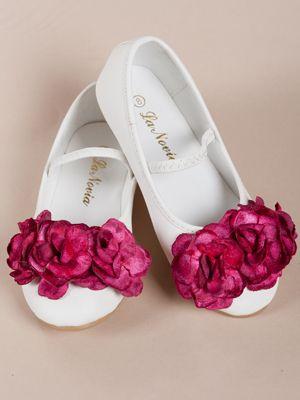 flower girl shoes?