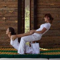 thaimassage med he globen thai