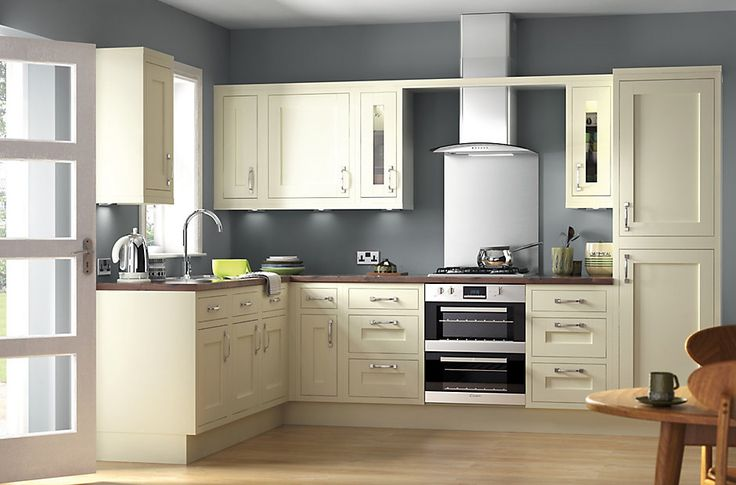 Best It Ivory Style Framed Kitchen Ranges Kitchen Rooms 400 x 300