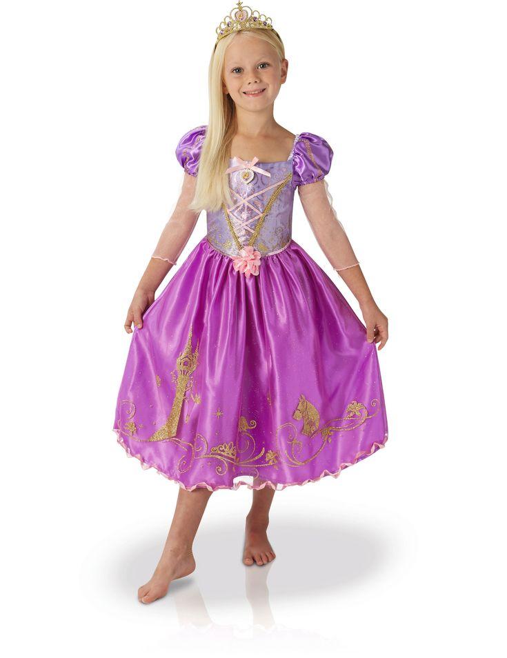Travestimento Raperonzolo™ per bambina su VegaooParty, negozio di articoli per feste. Scopri il maggior catalogo di addobbi e decorazioni per feste del web,  sempre al miglior prezzo!