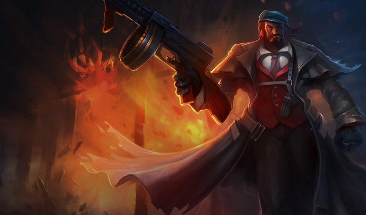 Graves/SkinsTrivia - League of Legends Wiki - Champions, Items, Strategies, and many more!