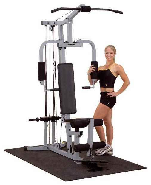 Image of Hardcore Home Gym