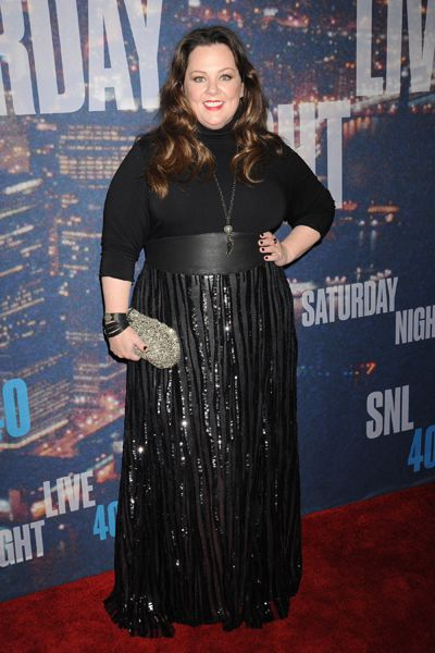 SNL 40th Anniversary Special': Melissa McCarthy's Weight Loss and ...