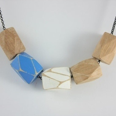 #treehouse #wooden #necklace