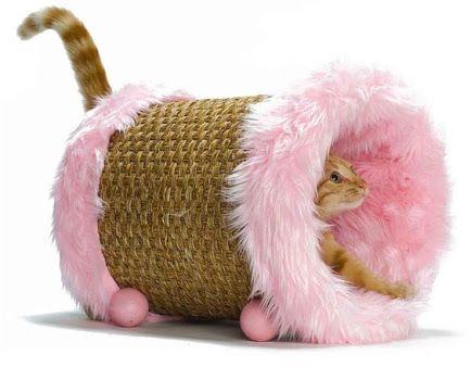Resultado de imagen para camas para mascotas caseras