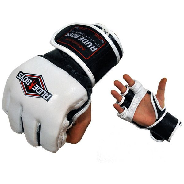 Guantillas MMA Rudy BOYS PRO-FIGHT black
