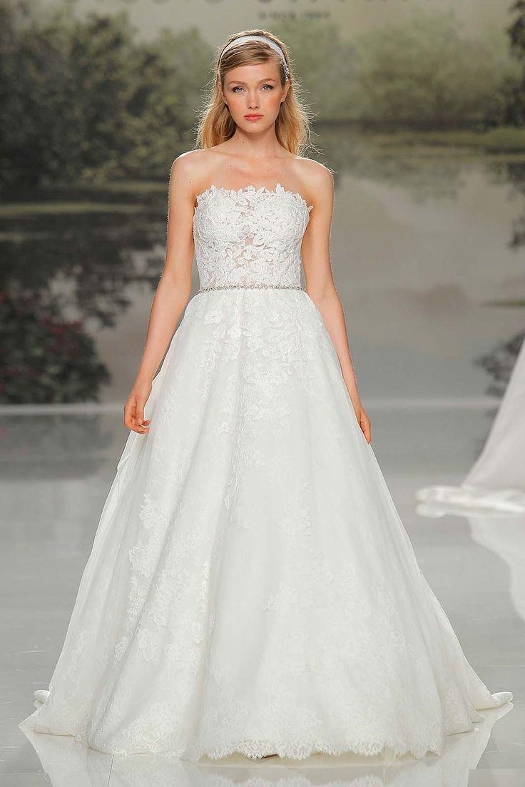 88 best Vestidos de novia para boda 2018 images on Pinterest ...