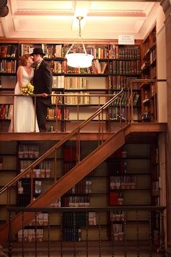 10 quirky wedding venues -- The James J. Hill Library, St. Paul, Minn., United States