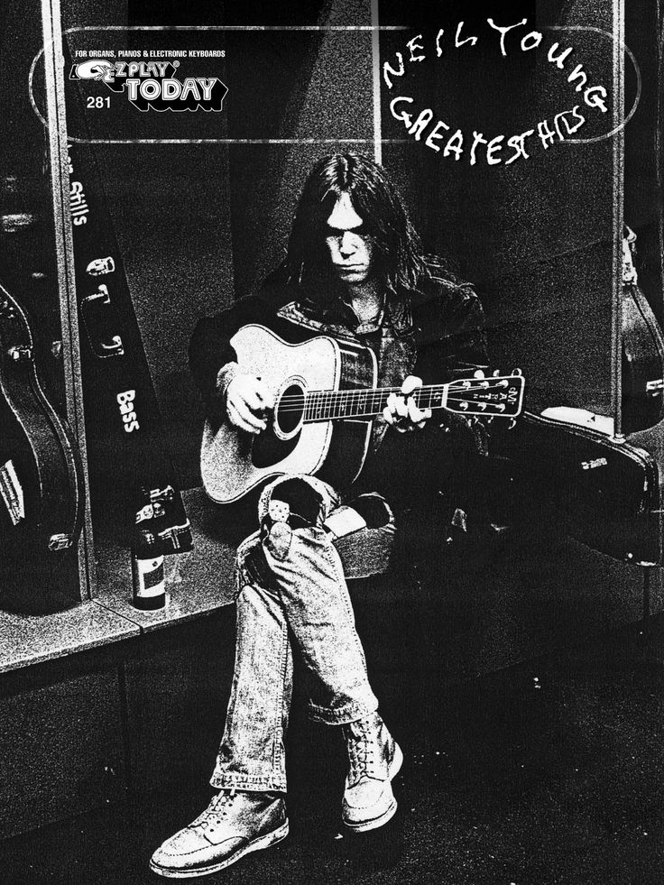 Neil Young-he's delved into every rock genre (basically.) overall a great experimenter who never ceases to suprise or amaze