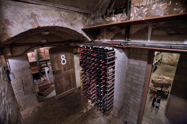 Underground Root Cellar Plans Cellar at jesus college