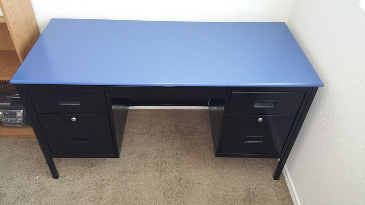 Refurbished Desk (#QuickCrafter)