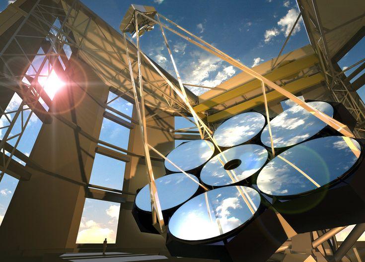 Comienza la construcción del telescopio óptico más grande del mundo