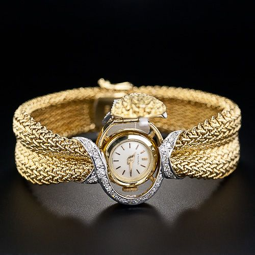 Retro Ladies Watch watch Retro Ladies Watch glamour featured accessories - Click pics for best price <3