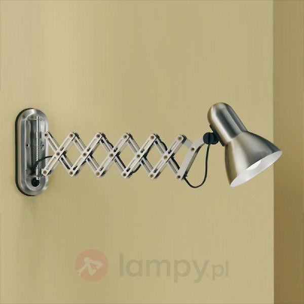 Regulowana lampa ścienna Studio 5506910X