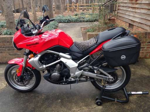 Check out this 2008 Kawasaki VERSYS 650 listing in Mebane, NC 27302 on Cycletrader.com. It is a Sport Touring Motorcycle and is for sale at $3300.