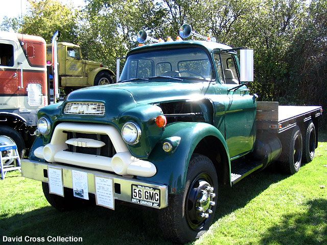 Old gmc trucks | IMG_3575.jpg Old School GMC Very, Very, Nice ...