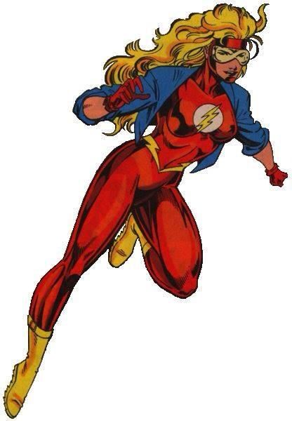 Jesse Quick (DC Comics)