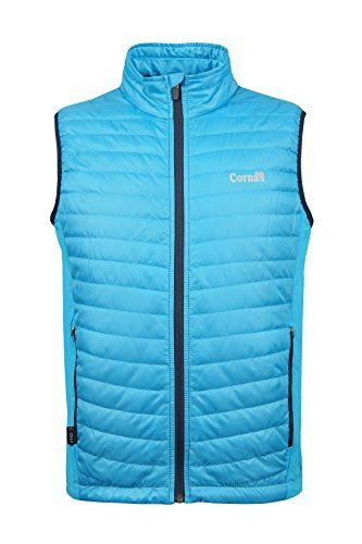 Corna Men's Casual Soft Lightly Quilted Padded Body Warmer Vest Active Gilet  The Mens Padded Vest is good quality to keep the wind off of you when out for a nice autumnal walk. Very soft, lightweight. stylish. Purchase this popular jacket for yourself your husband your wife your son or your lover  Please use the following guide to determine your size Detail size S: Chest 100 cm; Shoulder width (Straight accross) 41 cm; Clothes Length 61.5 cm M: Chest 103 cm; Shoulder width