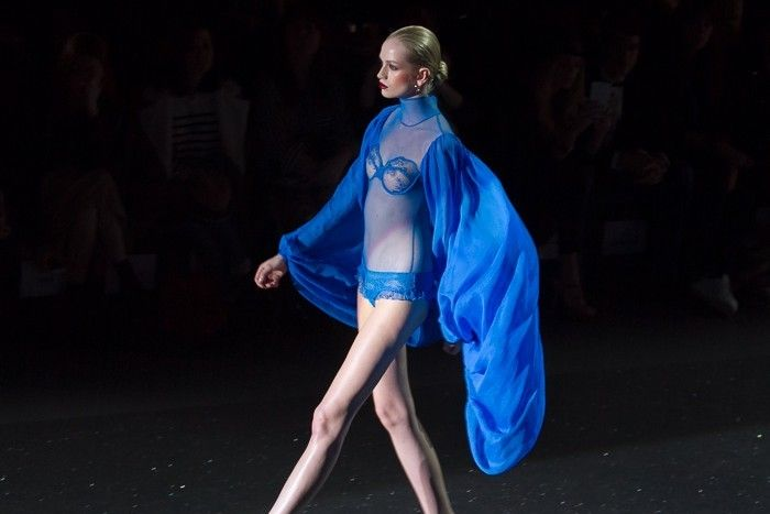 MBFW Madrid Fall / Winter 2015: Welcome to Fabulous ANDRÉS SARDÁ by @Debi Prickett