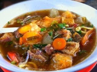 Resep Cara Membuat soto mie bogor http://resepjuna.blogspot.com/2015/10/resep-soto-mie-bogor-asli-enak-sederhana.html asli masakan indonesia