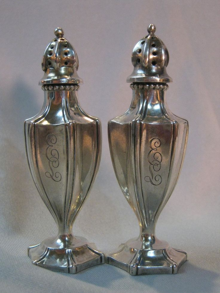 Collectible Decorative Salt Pepper Shakers eBay