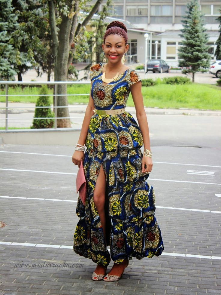 african dress designs 2015 - Google Search