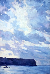 Amy Sidrane Gallery - Morning Cloud Dance, Abalone Cove