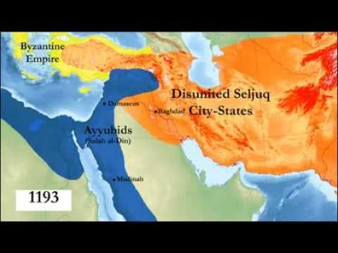 the history of the rise of islam in the middle east Middle east journal  classes join mei  islamic history and culture can be traced through the written records: pre-islamic, early islamic, umayyad, the first and.