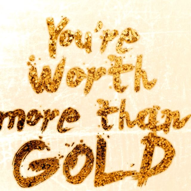 "-Britt Nicole (heh heh this reminds me of ""cuz what youve got is go-o-o-old! I know you're gold!)"