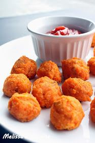Melissa's Cuisine: Sweet Potato Tots