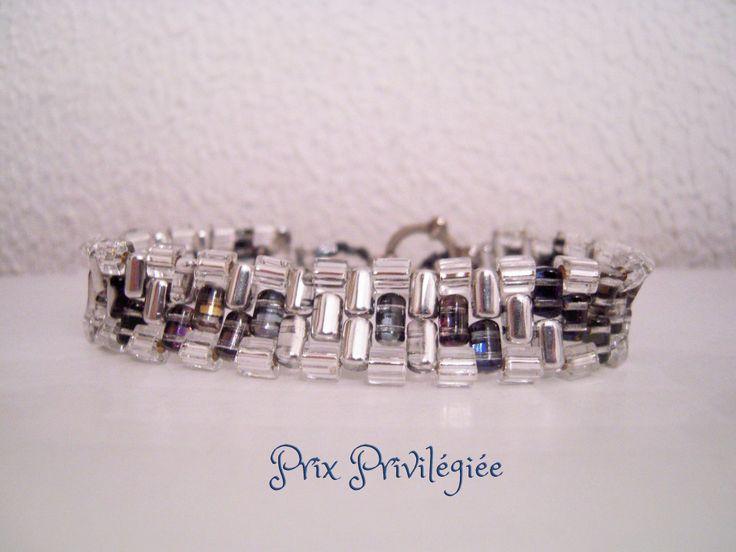 Bracciale Argento Blu Rulla & cubi : Braccialetti di jewelsg