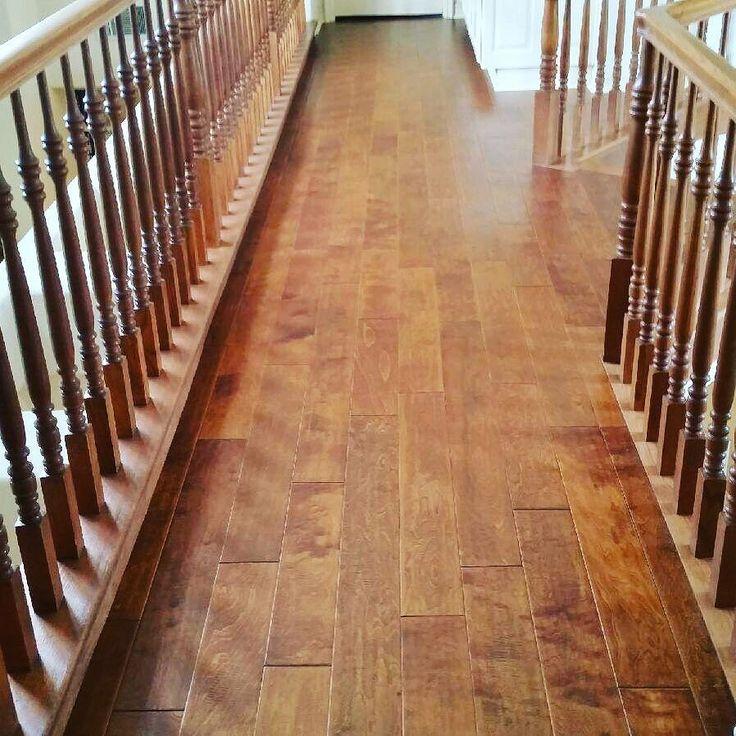 Best 25+ Oak handrail ideas on Pinterest | Stair lighting ...
