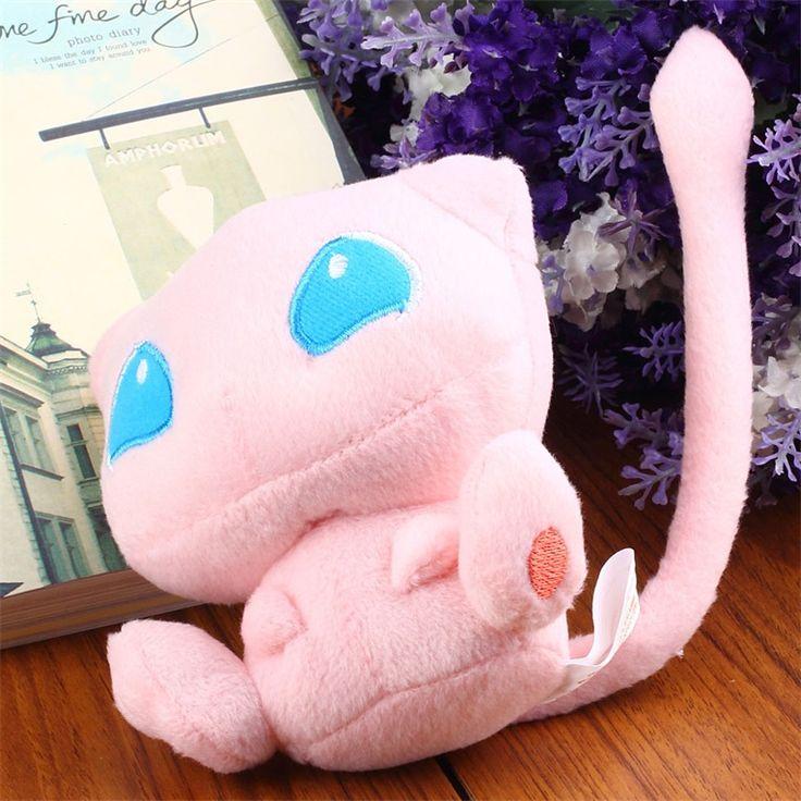"Pokemon Mew Plush 5"" 12CM //Price: $ 8.95 & FREE shipping //"