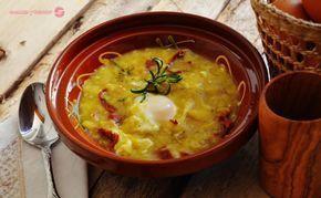Zurrukutuna. Sopa tradicional vasca. | Cuchillito y Tenedor
