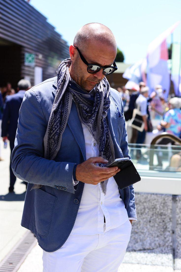 Pitti Moda | The 75 Best Street Style Looks from Pitti Uomo 90...