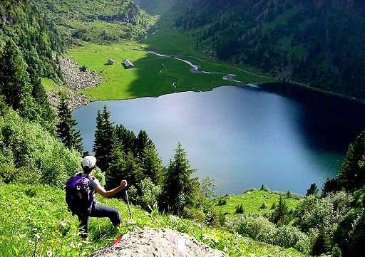 Lago di Lagorai, il più grande