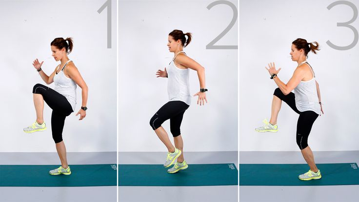 Burn 100 calories in 10 minutes: Do this total body workout at home!